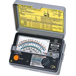 绝缘电阻计 MODEL 3321A/3322A/3