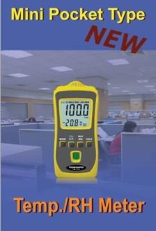 TM-730温度/湿度计