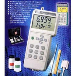 PH值测试仪TES1380K可记录型PH值