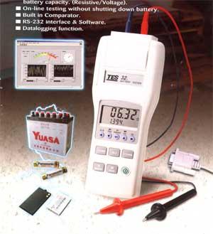电池测试仪TES-32A