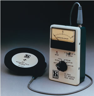美国HOLADAY HI-3624(A)ELF工频磁场强度测试仪