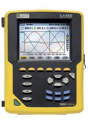 CA8335电能质量分析仪