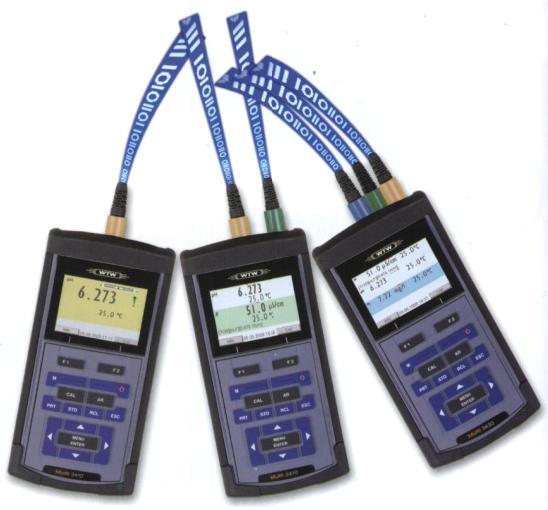Multi3420便携式水质分析仪