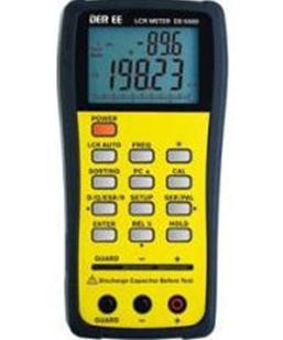 DE-5000双显示LCR电表