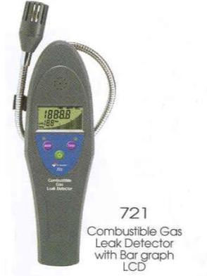 可燃气泄漏检测器SUMMIT-721