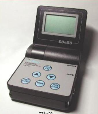 CTS-406电导率/ TDS计/盐/温度仪