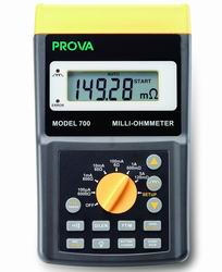 直流电阻微欧姆表PROVA-700