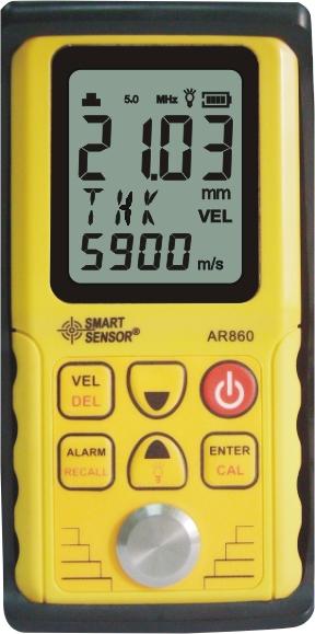 超声波测厚仪AR860