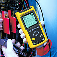 Fluke 43B 电能质量分析仪