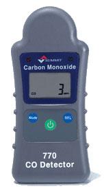 一氧化碳检测仪(单气体)SUMMIT-7