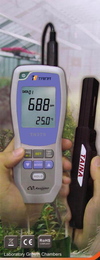 二氧化碳分析仪TN-375