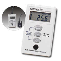 CENTER-340温度记录仪