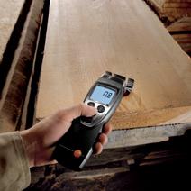 testo 616精密型木材和建材水份