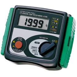 回路电阻测试仪 MODEL 4116A、41