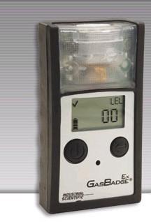 GasBadge EX(GB90)型便携式可燃