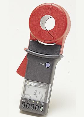 钳形接地电阻测试仪CA6415