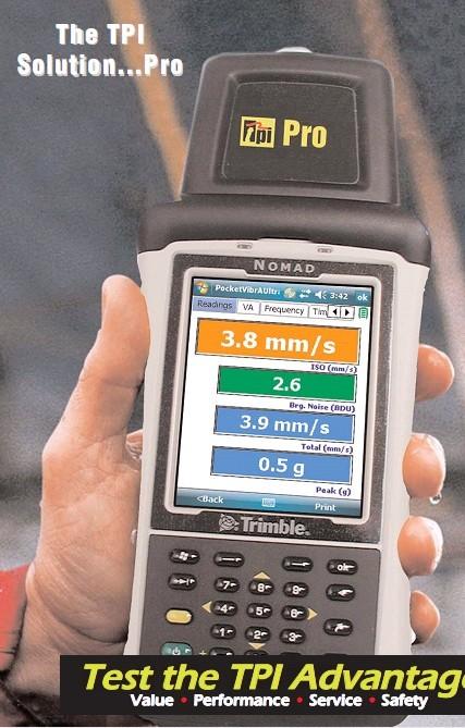 TPI振动及平衡监测分析仪