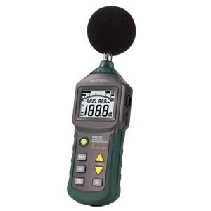 噪音+温度+湿度综合环境测试仪MS