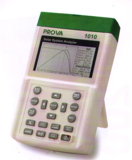 PROVA-1010太阳能系统分析仪