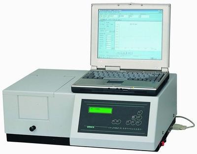 UV-2102PCS扫描型紫外/可见分光光度计