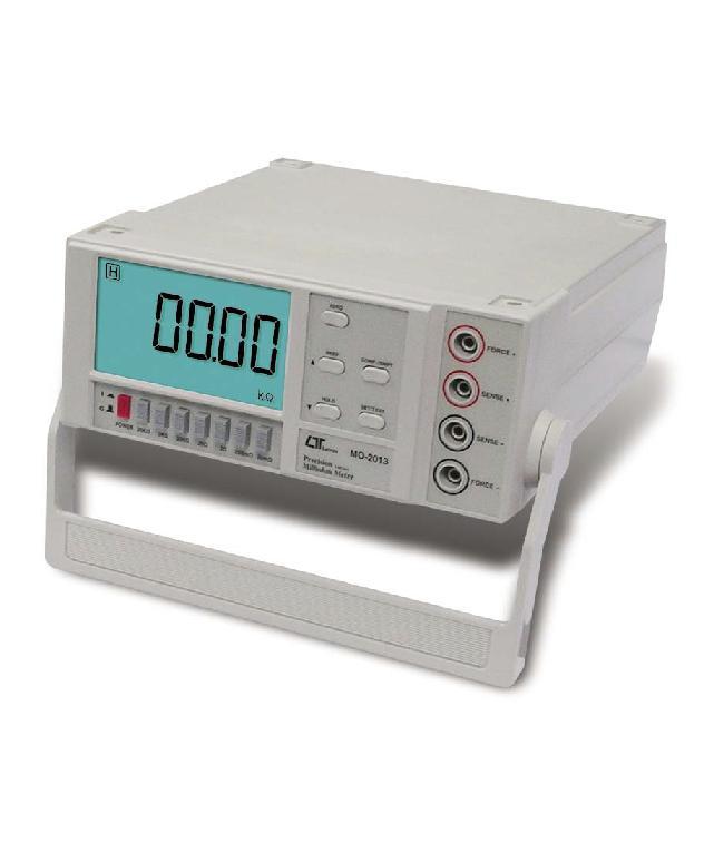 台湾路昌桌上型高精度微电阻计MO