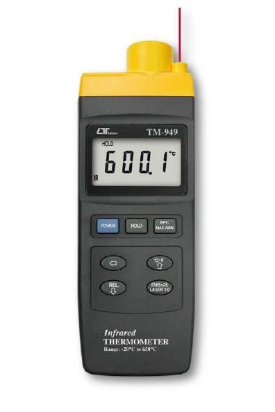 台湾路昌多功能�t外线测温仪TM-9