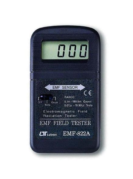 台湾路昌电磁波检测仪EMF-822A
