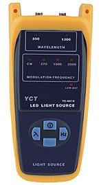台湾宇擎YC-6610光纤光源表