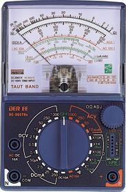 DE-965TRn指针式万用表