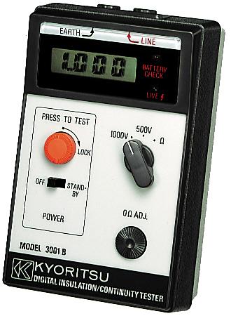 绝缘/导通测试仪3001B