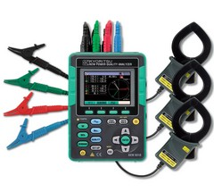 电能质量分析仪_KEW_6310