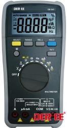 台湾得益DEREE DE-241 数位型万用电表