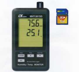 MHT-381SD 记忆式温湿度计