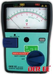 DE-5030指针式接地电阻测试仪(接地摇表)