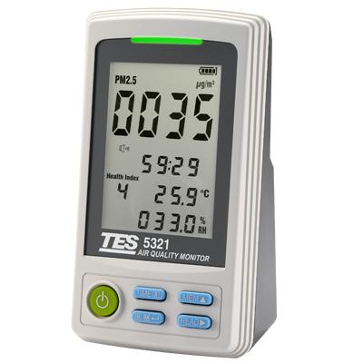 TES-5321空气质量监测计/PM2.5测量仪
