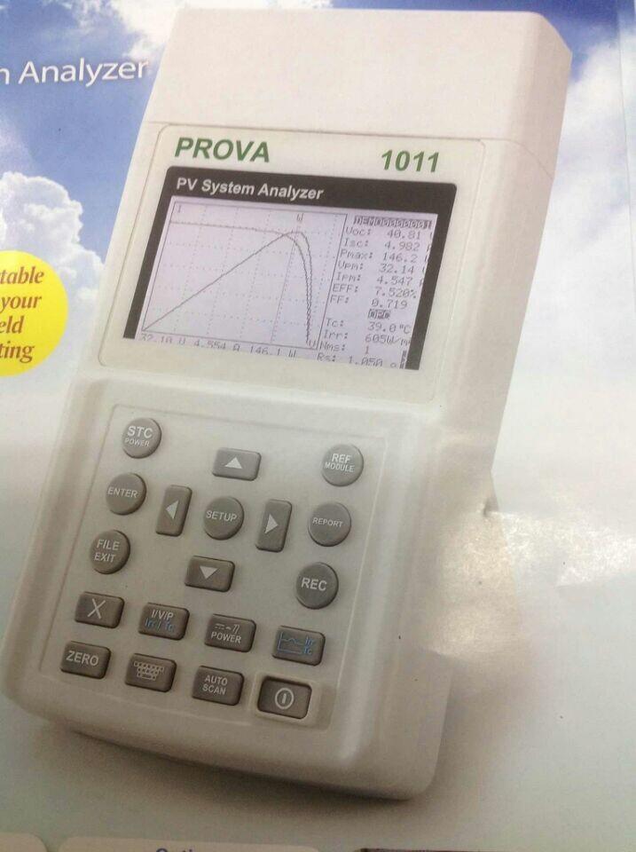 PROVA-1011台湾宝华PROVA太阳能功率分析仪