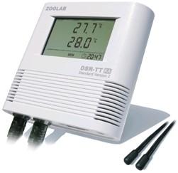 DSR-TT双温度记录仪