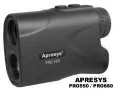 美国普力塞思APRESYSPRO660激光测距仪