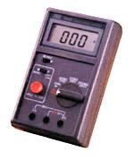 台湾泰仕 TES-1600 数字式绝缘测试器
